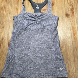 Cute like new workout tank